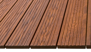 Terrace Board with wide corrugation